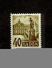 Briefmarken aus der französischen Zone (ab 1945) mit Echtheitsgarantie
