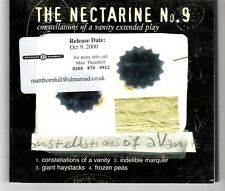 (HI279) The Nectarine No 9, Constellations Of A Vanity - 2000 CD