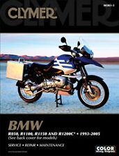 CLYMER REPAIR MANUAL Fits: BMW R1150R Rockster,R1150GS Adventure,R1150RT,R1150RS