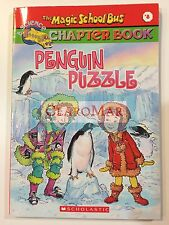 ☀️NEW Penguin Puzzle 8 by Judith Bauer Stamper MAGIC SCHOOL BUS Paperback Book