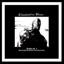 Clandestine Blaze - Archive Vol. 2 (Fin), CD