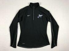 Nike Creighton Bluejays - Women's Black Dri-Fit Pullover (L) - Used