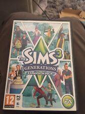 The Sims 3: Generations PC / Mac (Origin Download Key)