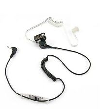 AURICULAR TRANSPARENTE PARA iPOD MP3 MP4 PDA PSP 3,5 MM AUDIO MONO