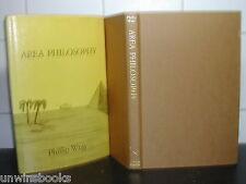 AREA PHILOSOPHY Phillip Wray TANK CREW Hardback DJ ARMY MILITARY EX-SERVICE Book