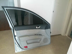 2006 HYUNDAI SONATA 2.4L COMPLETE FRONT DRIVER DOOR
