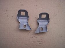 70-74 Challenger Barracuda Cuda Fender to Cowl Brackets Original Mopar