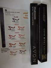 AVON TRUE COLOUR / GLIMMERSTICK LIPLINERS ~ 15 SHADES TO CHOOSE FROM ~ BRAND NEW