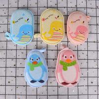 1PC soft baby bath sponge newbron infant shower product rub towel ball suppl Hu