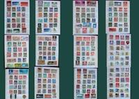 Stamp Collection From Germany DDR Danzig Saar & A Few US, Free World Shipping