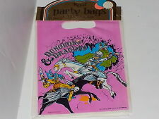 Dungeons and Dragons Reed Birthday Party Bags lot of 8  1983