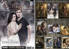 Series City Magazine #2 Twilight  Robet Pattinson Kellan Lutz Jackson Rathbone