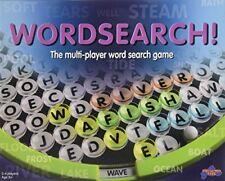 Word Search Family Board Game New
