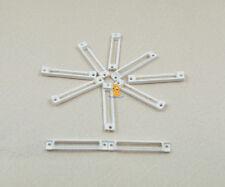 10pcs White Plastic Bottom USB Dock Port Bracket for iPod 5th gen Video 30GB