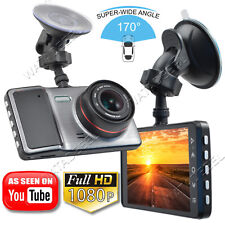Crystal Cam ULTRA Wide 170° Angle Lens Car Dash Camera DVR - As Seen on Youtube!