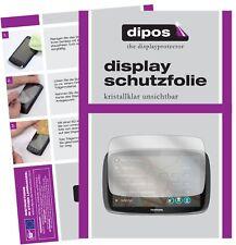 3x TomTom Pro 7250 Schutzfolie klar Displayschutzfolie Folie Display Schutz