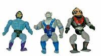 Thundercats He Man Action Figures Skeletor Panthro Buzz-Saw Hordak LJN Toys 80s