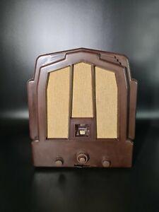 Art Deco EKCO M23 valve radio -1932