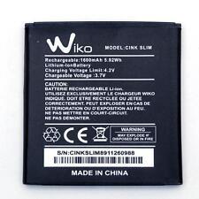 Batterie Wiko Cink Slim - Batterie D' Origine Wiko - Envoi en Suivi