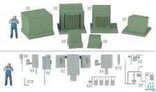 Walthers 933-4075 Modern Electrical Gear Kit Pkg (2) HO Scale Train