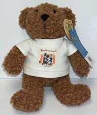 United States Postal Service Art of Disney T-Shirt Stamp Bear # 23156020 has tag