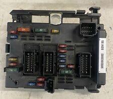 Sicherungskasten Bordnetzsteuergerät Peugeot 206 CC 110 Bj 2005 1587 CCM 80 KW