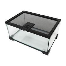 Stackable Nano Glass Habitat Terrarium - 31x21x15cm - Optional Extras
