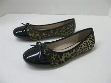 Women's Flat Shoes - Leopard - Patent - 6 Color - Size 6 to 9