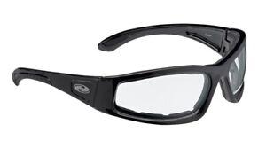 Held Motorrad Brille Sonnenbrille mit klaren Gläsern und UV-Schutz Neu