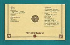 Medaille Byzanz-Konstantin VII-913-959-& Romanus II-945-959-1 Solidus-