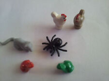LEGO farm animals lot pet chicken frog more