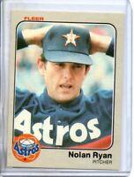 1983 FLEER NOLAN RYAN ( NM-MT OR BETTER )