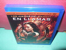 The Hunger Games - In Flames-Blu-ray