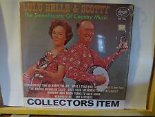 LULU BELLE & SCOTTY STARDAY COLLECTORS ITEM LP # 206 N/M IN SHRINKWRAP