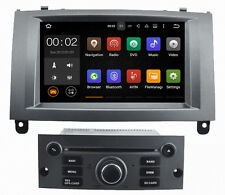 Ouchuangbo car radio gps navi for Peugeot 407 android 7.1 with 2G ram quad core