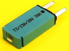 15A KFZ Sicherungsautomat, E73-15A Flachsicherungsautomat,rückstellbar ATM  Mini