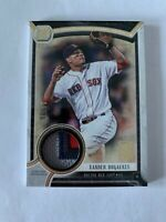 2018 Topps Museum Collection Xander Bogaerts Gold Patch Relic /25