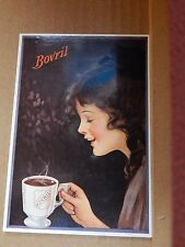 Postcard Advertising Bovril   Old Advert Modern card
