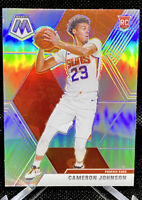 Cameron Johnson 2019-20 Panini Mosaic Silver Prizm Rookie RC #203 Phoenix Suns