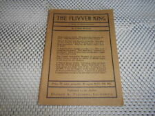 The Flivver King: A Story of Ford America by Upton Sinclair. 1st edition. 1937