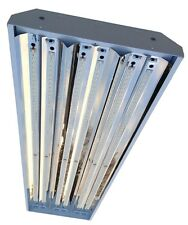 150W 6 Lamp LED Linear High Bay Fixture - Warehouse Shop Light = to 6 Lamp T5HO