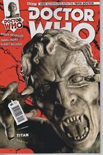 Doctor Who #8 New Adventures with 10th Doctor Weeping Angels photo cover comic