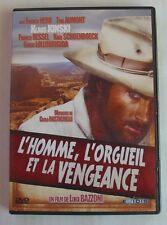 DVD L'HOMME, L'ORGUEIL ET LA VENGEANCE - Klaus KINSKI / Franco NERO