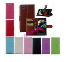 High Quality Flip Wallet PU Leather Case Stand Cover Skin For Lenovo Vibe X3 P70