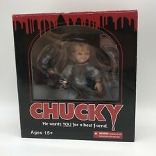 Child's Play Bride of Chucky Horror Doll Chucky PVC Action Figure Toy 5""