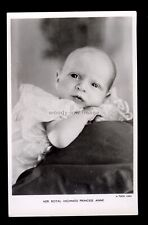 r4288 - Hrh. Princess Anne as a young baby - No.A3 Tuck's postcard