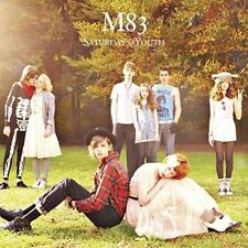 M83 - Saturdays = Youth [New CD] UK - Import