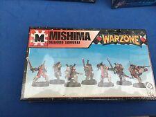 Warzone Mishima Bushido Samurai, Nuevo