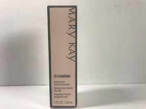 MARY KAY TIMEWISE MATTE-WEAR LIQUID FOUNDATION NIB IVORY 4 1-OZ