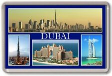 FRIDGE MAGNET - DUBAI - Large - UAE TOURIST